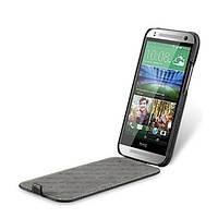 MELKCO HTC One M8 mini Jacka Оригин КОЖА РАСПРОДАЖ