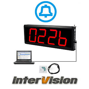 Табло вызова персонала Intervision SMART-49PC