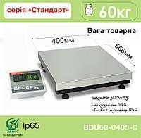 Весы без стойки товарные BDU60-0405-С Стандарт
