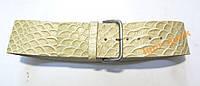 Пояс кожаный GIAN MARCO, 81-93 см, ОТЛ СОСТ!