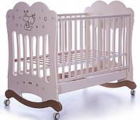 Детская кроватка Feretti Lettino Etoile D`Or avorio