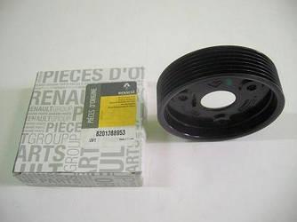 Шків насоса гідропідсилювача (7PK) на Renault Trafic 2006-> 2.5 dCi — Renault (Оригінал) - 8201088953