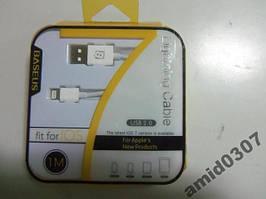 USB Кабель BASEUS для Iphone 5 ЯКІСТЬ Оригіналу!