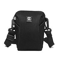 Сумка для фото crumpler base layer camera pouch m (black)