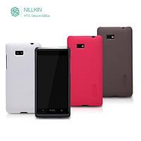 Чехол Nillkin HTC Desire 600 606 Frost 2 цвета