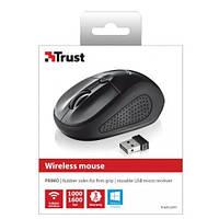 МЫШЬ TRUST  Primo Wireless Mouse 4 цвета ОРИГИНАЛ