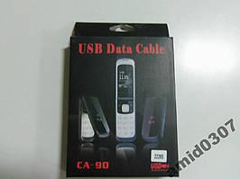 USB дата-кабель для Nokia 2200 CA-90 з підзарядкою