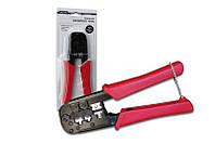 Высококачественный инструмент digitus dn-94007 для обжимки и зачистки кабелей
