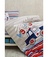 Комплект постельного белья в кроватку (4 предмета) Big