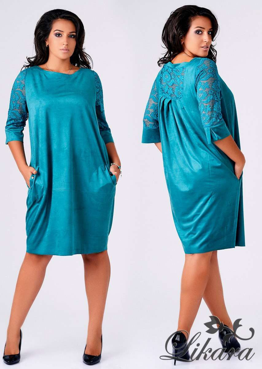 """Платье БАТАЛ   26/371  - Магазин одежды """"Free-Style"""" в Одессе"""