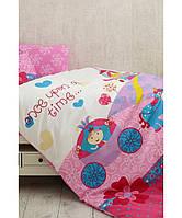 Комплект постельного белья в кроватку (4 предмета) Hello