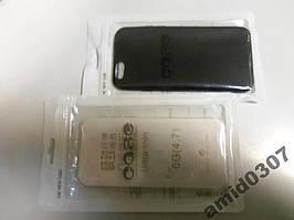Чохол-накладка для iPhone Case 6G прозорий