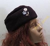 Малиновая зимняя шапка в Украине. Сравнить цены 4ab32336d5d9c