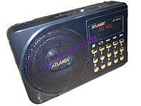 Портативное радио MP3 ATLANFA AT-R22U, фото 1