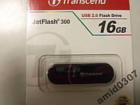 АКЦИЯ! USBфлеш- накопитель Transcend 16Гб ORIGINAL