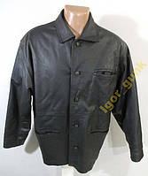 Куртка кожаная UNION RIVER  Размер: 44/46;
