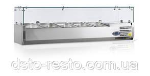 Холодильная настольная витрина TEFCOLD - VK33-120
