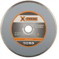 Диск алмазный X-Treme Ceramics 1A1R 250х6х2.6х25.4 мм (31289)