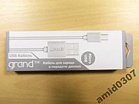 USB кабель GRAND с разъемом microUSB