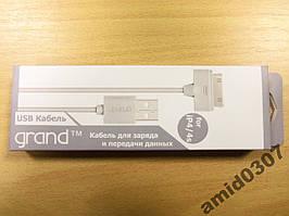 USB кабель GRAND для iPhone 4/4S