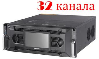 32-канальный сетевой видеорегистратор