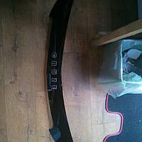 Дефлектор капота (мухобойка) на Шевроле Круз с 2009> (на крепижах) Vip Tuning.