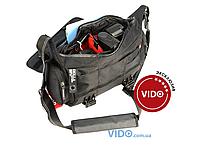 Сумка для видео/фото golla cam bag l g1365 riley pvc/ polyester (black)