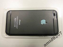 Силіконовий чохол-накладка CREATIVE для iPhone 6G