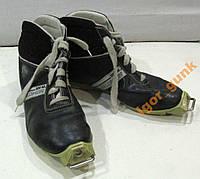 Ботинки лыжные SALAMON SR40, SNS, 38, ХОР СОСТ!