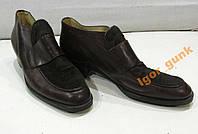 Туфли MANFILD, 37 (23.5 см), КОЖА, ОТЛ СОСТ!