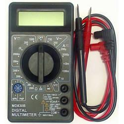 Цифровий мультиметр DT-830B тестер
