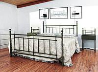 Металлическая кровать односпальная Napoli (Неаполь) Bella Letto