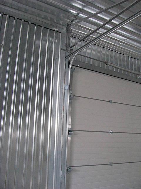 Здание склада утепленное 21х76х4 м. Киевская обл. 29