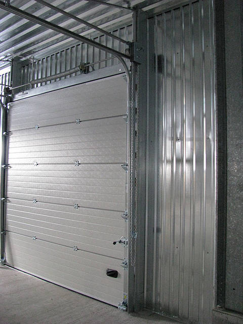 Ворота 3х3 м.