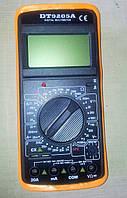 Мультиметр (тестер) DT9205A + щупы