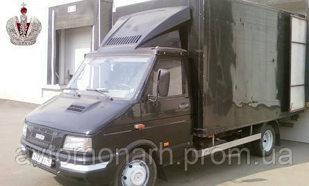 Автостекло, лобовое стекло на IVECO DAILY (Ивеко Дейли) 1978-1999 - Авто Монарх в Харькове