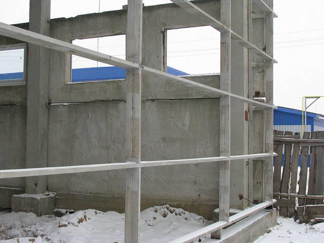 """Строительство производственного здания завода """"Арсенал"""" г. Сумы 10"""