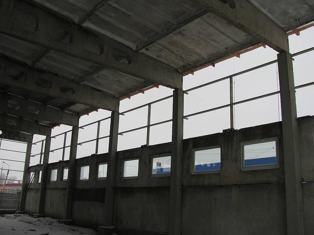 """Строительство производственного здания завода """"Арсенал"""" г. Сумы 11"""