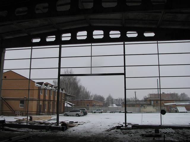 """Строительство производственного здания завода """"Арсенал"""" г. Сумы 13"""