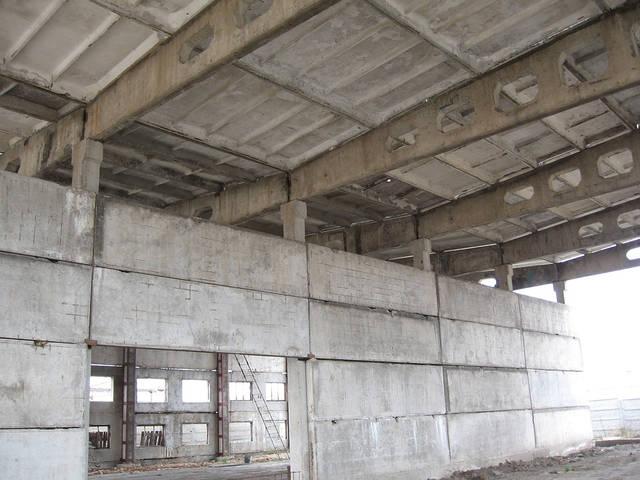 """Строительство производственного здания завода """"Арсенал"""" г. Сумы 3"""