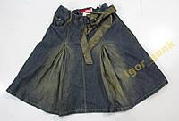 Юбка джинсовая RFG, 152, КАК НОВАЯ