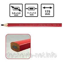 Простой карандаш Koh-i-noor 1536 плотницкий Carpenter
