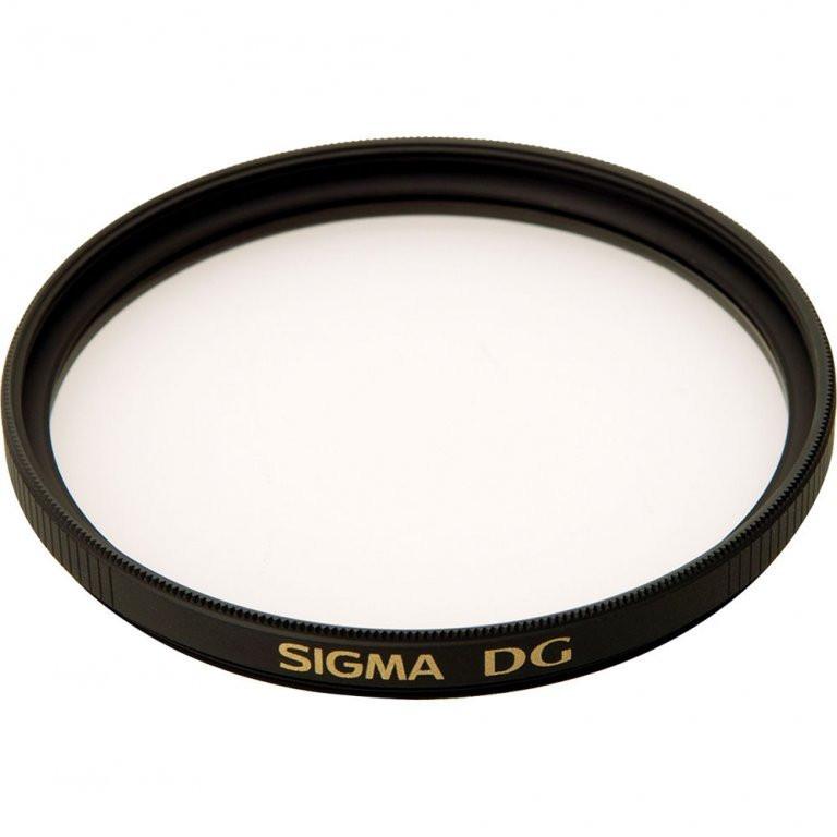 ФИЛЬТР Sigma 62mm DG UV Filter оригинал