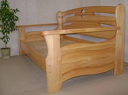 """Диван - кровать """"Луи Дюпон - 2"""". Массив - ольха. 2"""