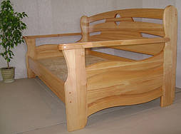 """Диван - кровать """"Луи Дюпон - 2"""". Массив - ольха. 3"""
