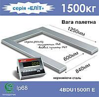 Весы паллетные Axis 4BDU1500П-Е Элит