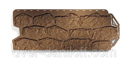 """Фасадные панели (литьевые), Коллекция """"Бутовый камень"""", Сайдинг Альта-Профиль, Белая Церковь цена, фото 3"""