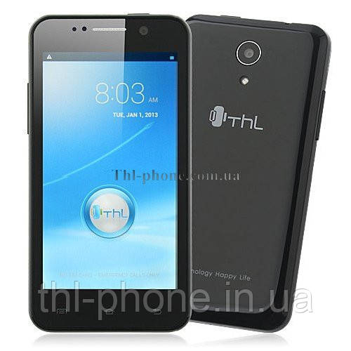 ThL W100S (Quad Core) MT6582M 4,5 дюймов IPS, W+G, DualSim, Android 4.2