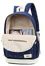 Рюкзак набор 3в1 в горошек с сумкой и косметичкой., фото 4