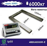 Весы для паллет Axis серия Элит 4BDU6000П-Е